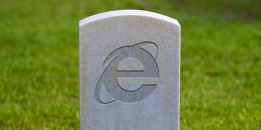 Imagem do post com o título: Internet Explorer 8, 9 e 10 e o fim de uma era