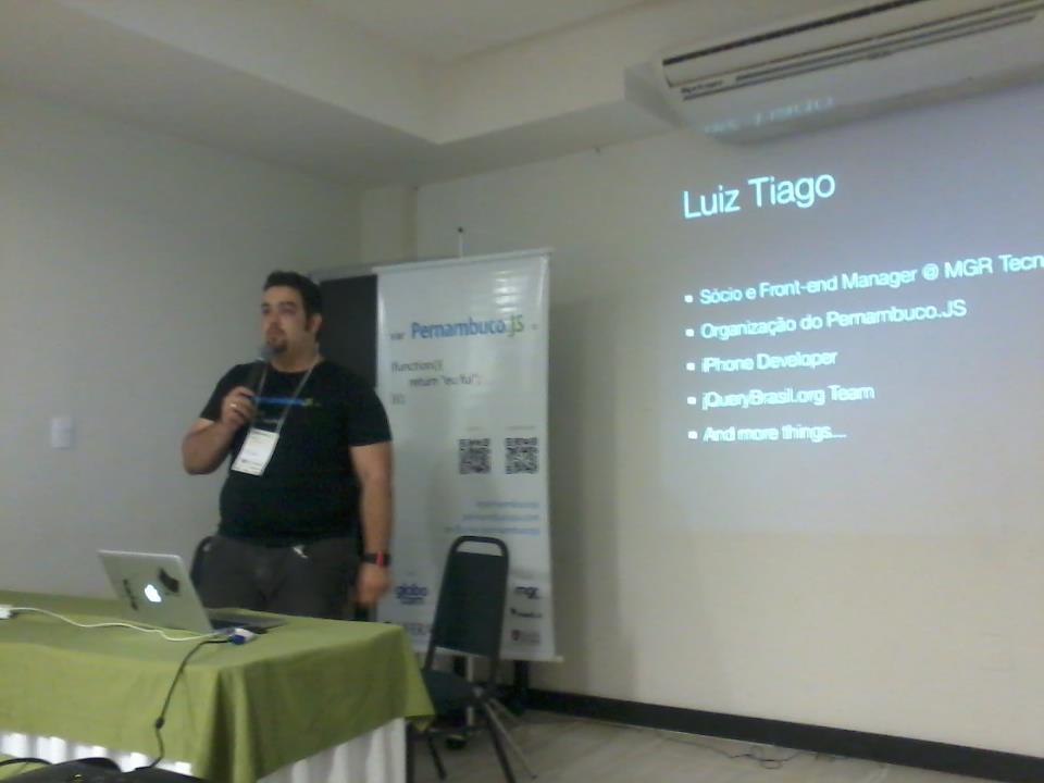 Luiz Thiago - jQuery Mobile