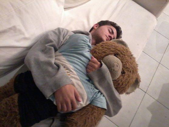 Zeno e o Urso