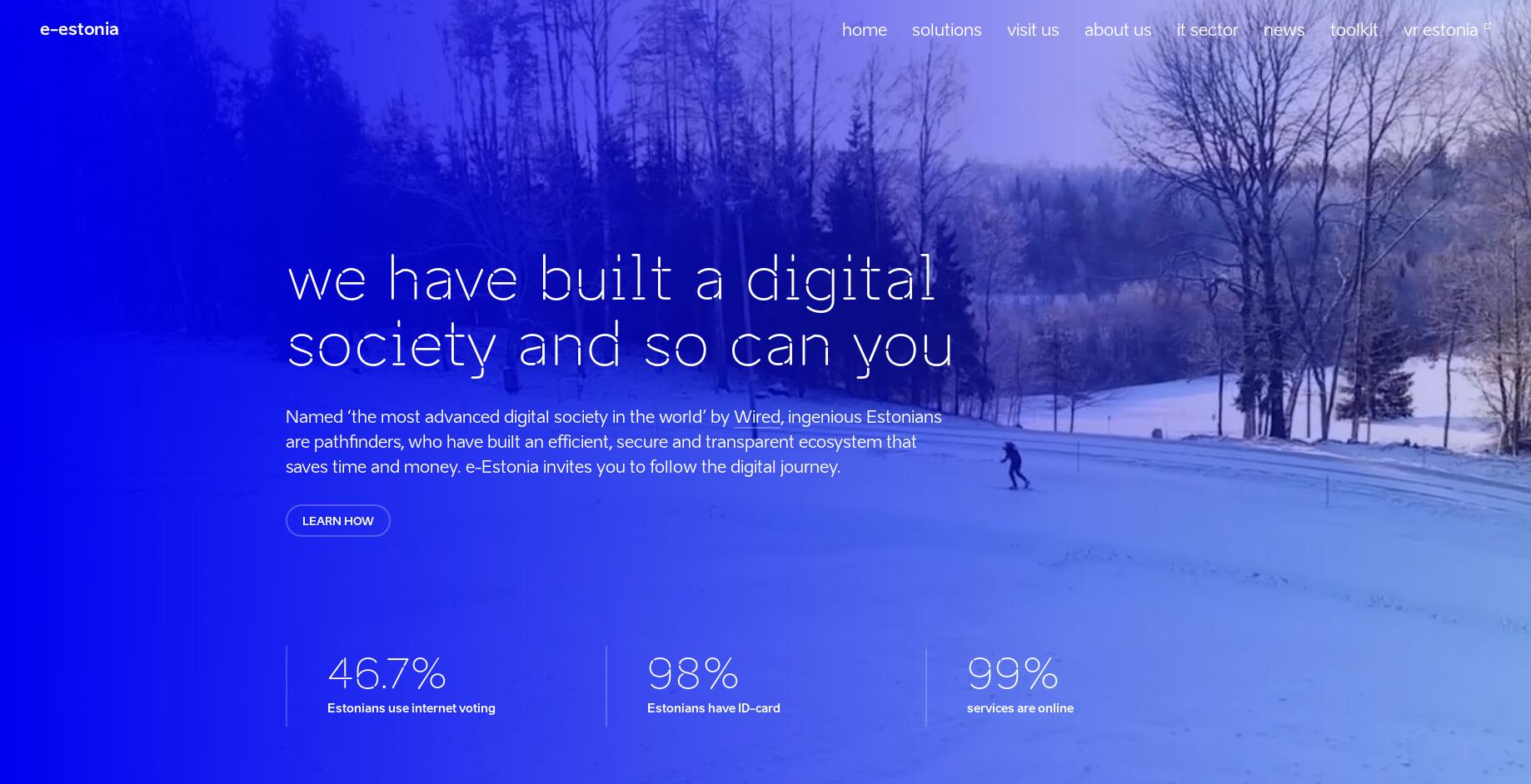 Site e-estonia
