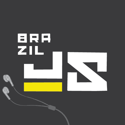 Capa do podcast BrazilJS