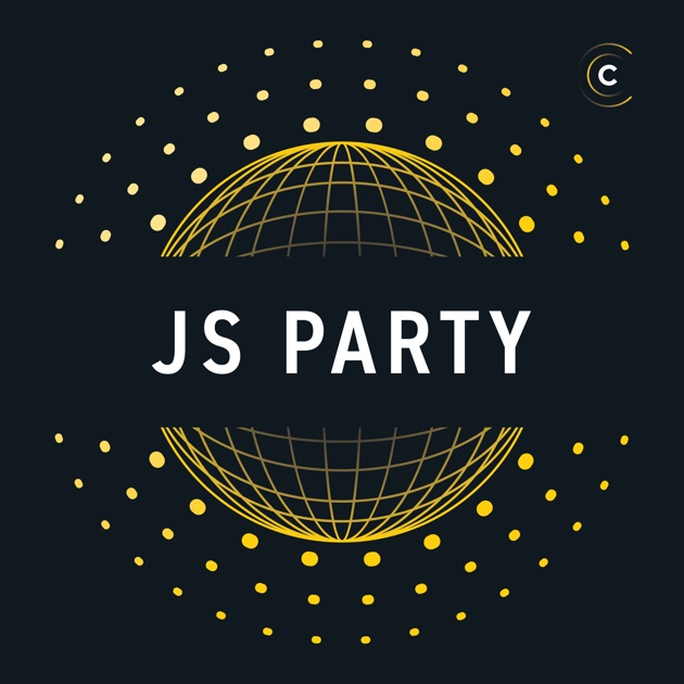 Capa do podcast JSParty
