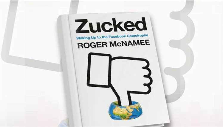 "Capa do livro ""Zucked: Waking Up to the Facebook Catastrophe"""