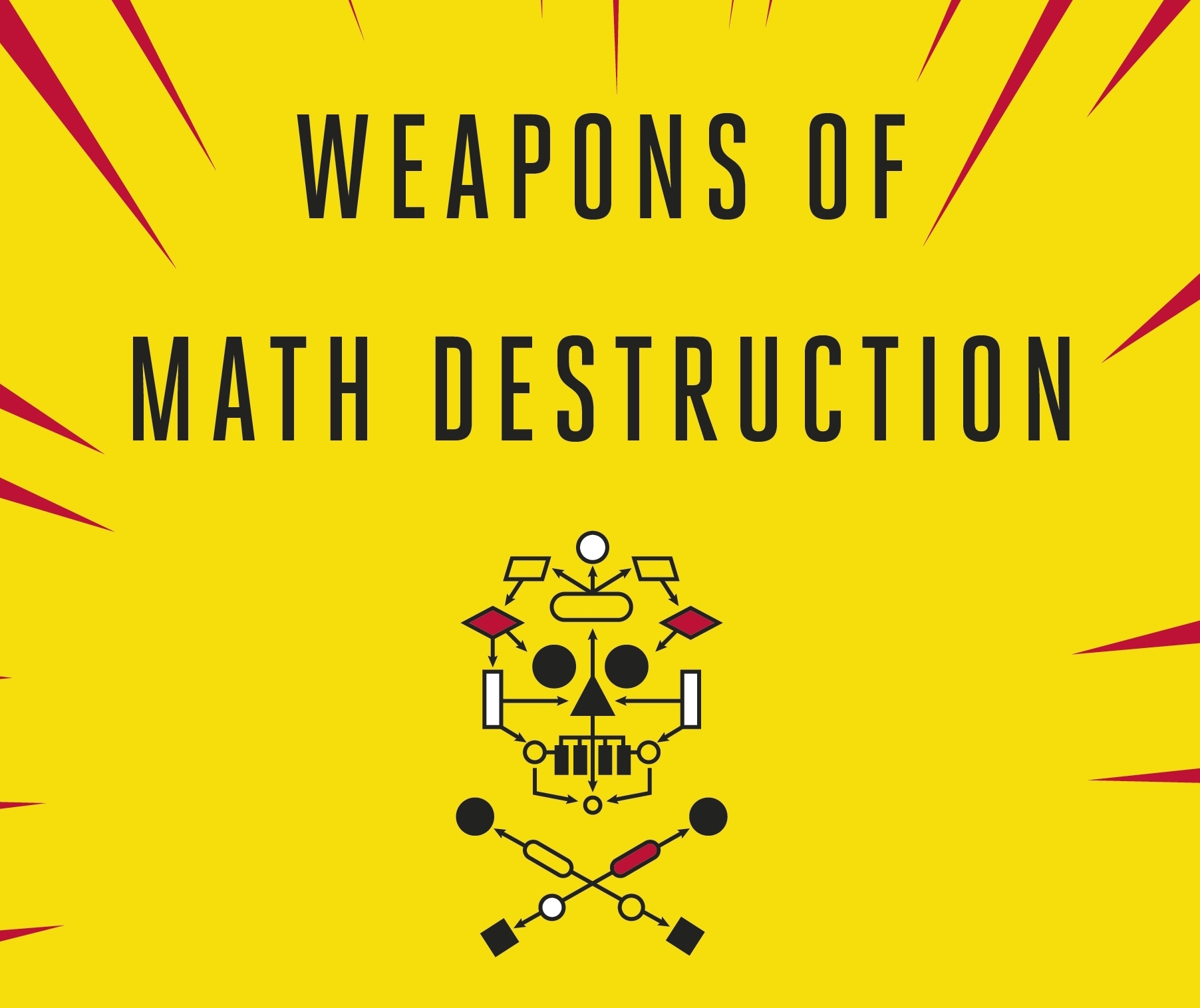 Imagem do post com o título: Weapons of Math Destruction: How Big Data Increases Inequality and Threatens Democracy