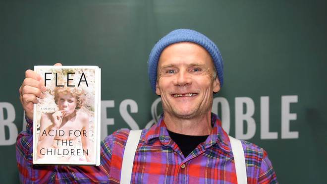 Imagem do post com o título: Acid for the Children: Flea Memoir