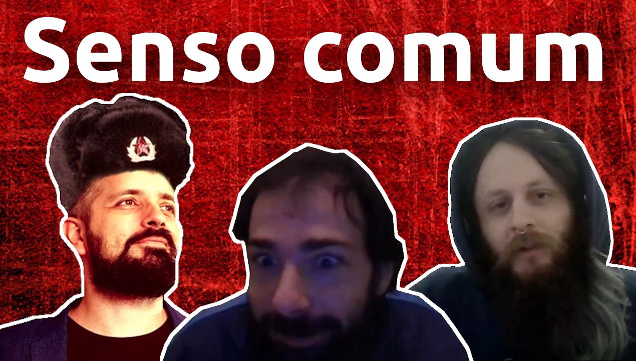 Imagem do post com o título: Senso comum feat. Ivan Dourado (Senso Comuna) - ep 6