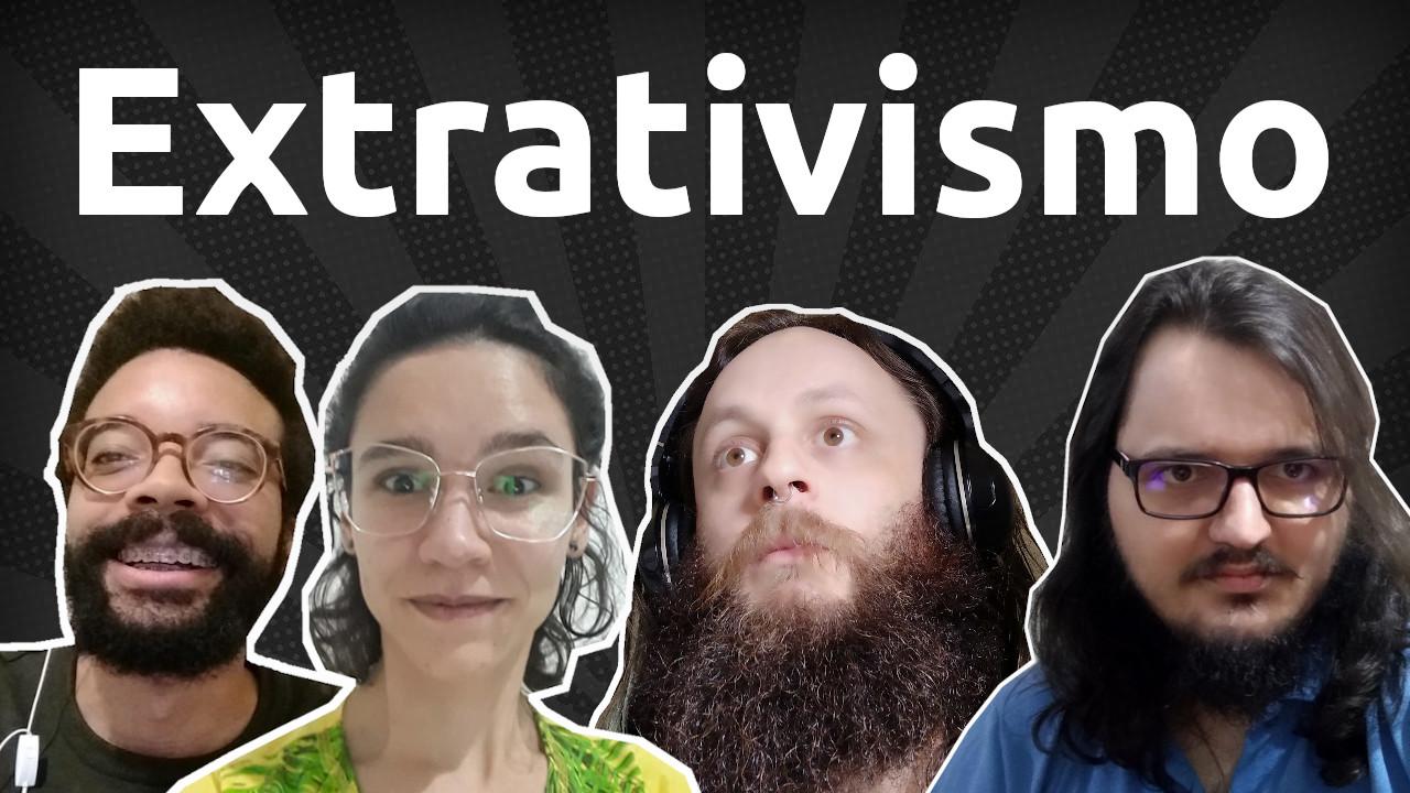 Imagem do post com o título: EXTRATIVISMO, COLONIALIDADE E DIREITO: Pau-brasil, Mariana e Brumadinho - ep 10