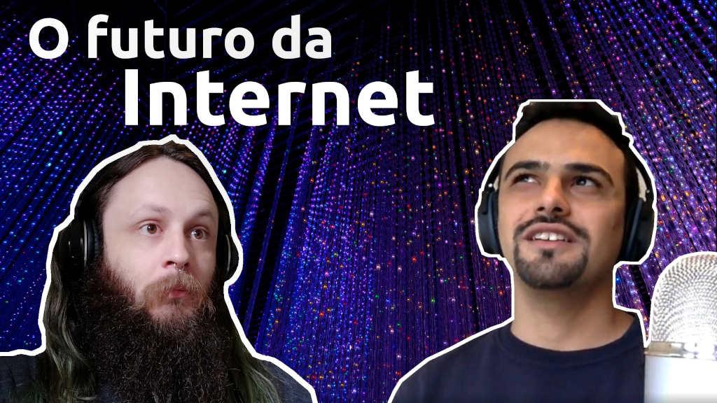 Imagem do post com o título: O futuro da internet feat. André Staltz - ep 9