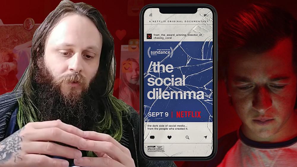 Imagem do post com o título: Assisti o documentário The Social Dilemma (Minhas impressões e impressões dos outros)