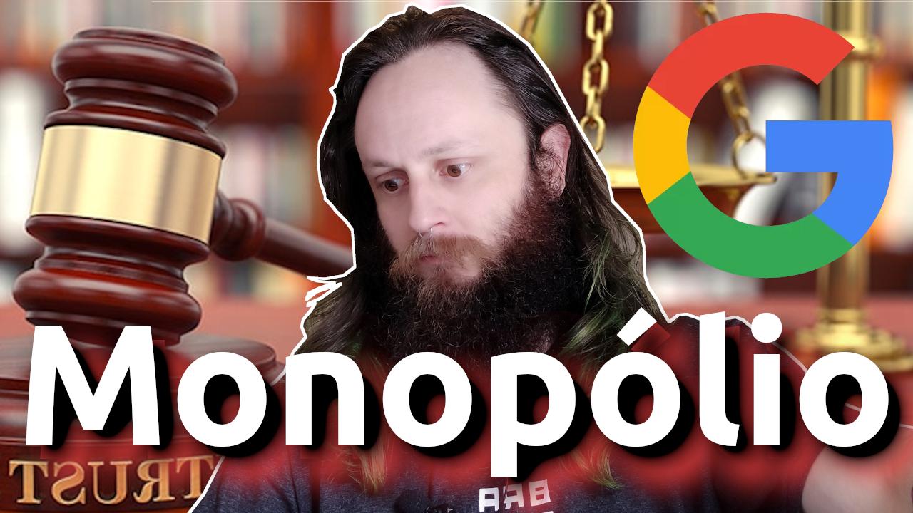 Imagem do post com o título: O monopólio da Google está próximo de acabar?