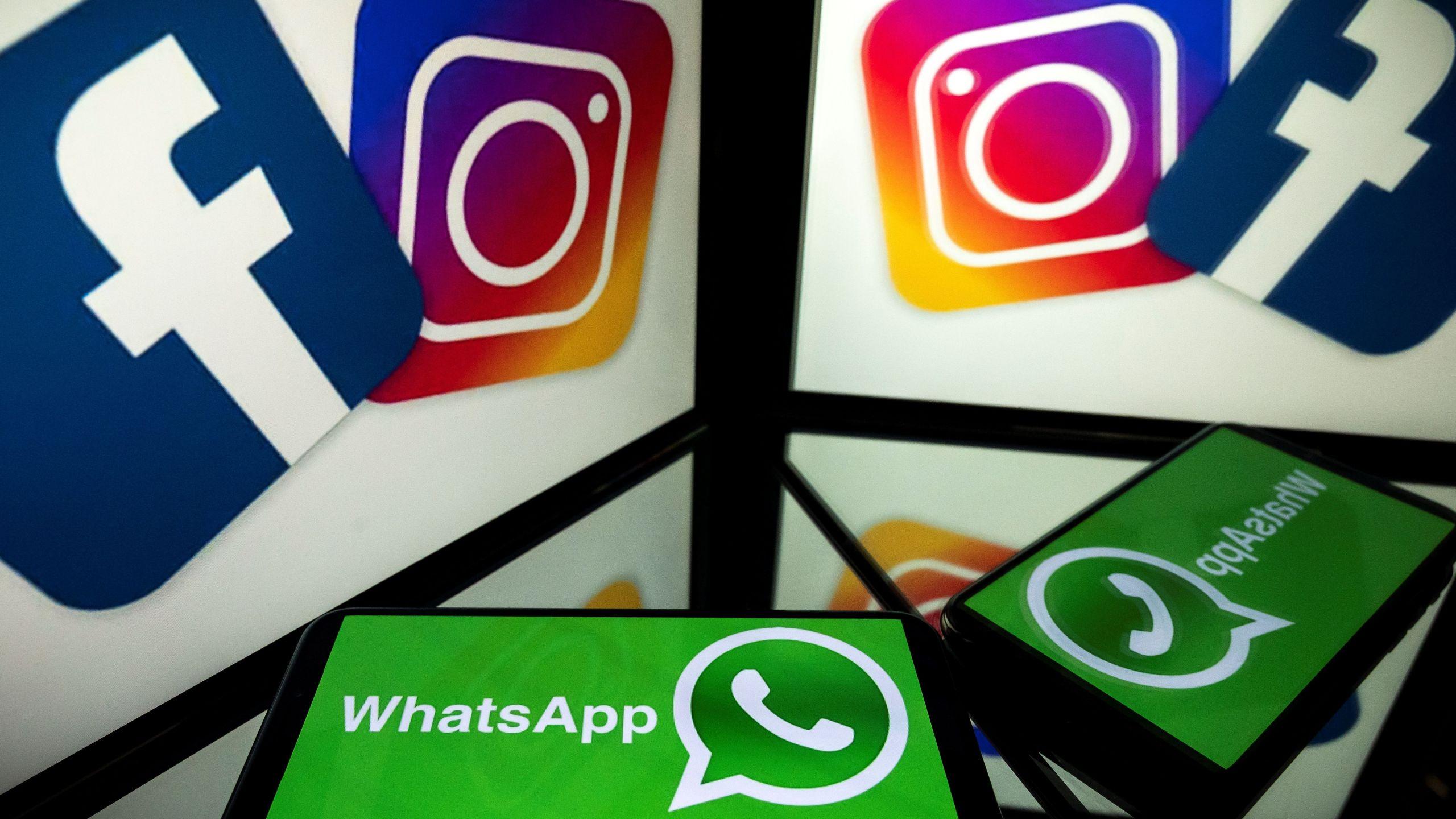 Imagem do post com o título: A queda do WhatsApp e a descentralização da internet